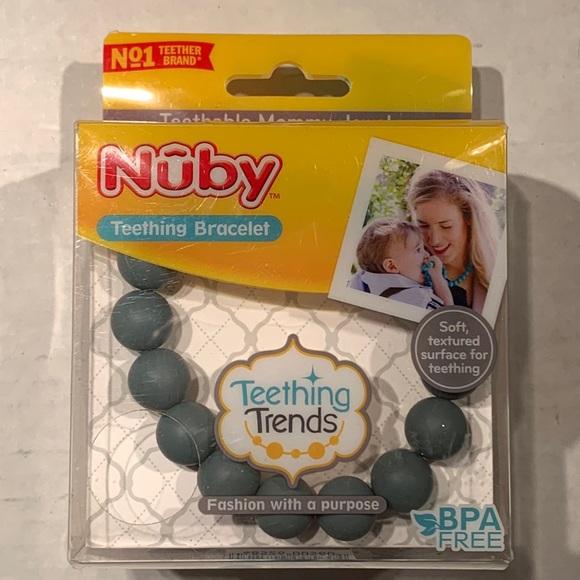 Nuby Teething Bracelet BPA Free